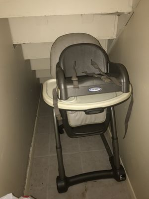Graco High Chair and Booster Seat for Sale in Baltimore, MD
