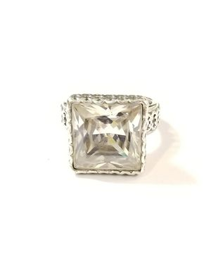 .925 Silver ring with CZ for Sale in Philadelphia, PA