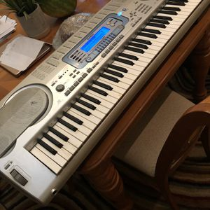 Casio Piano for Sale in Fort Lauderdale, FL