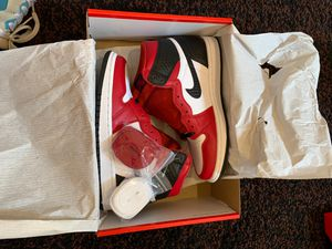 Jordan 1 OG High satin snake (size 7.5 W) for Sale in West McLean, VA