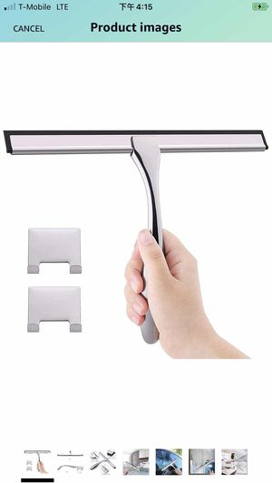 Blade window squeegee for shower door ,mirrors , for Sale in Old Bridge Township, NJ
