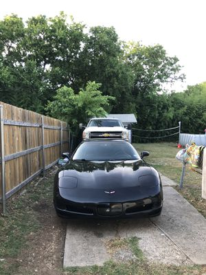 02 corvette for Sale in Fort Worth, TX