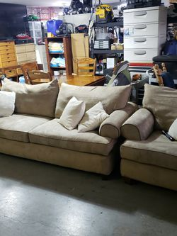 Couch & chair for Sale in Carbonado,  WA
