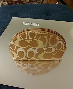 Coach makeup bag set for Sale in Wheat Ridge, CO