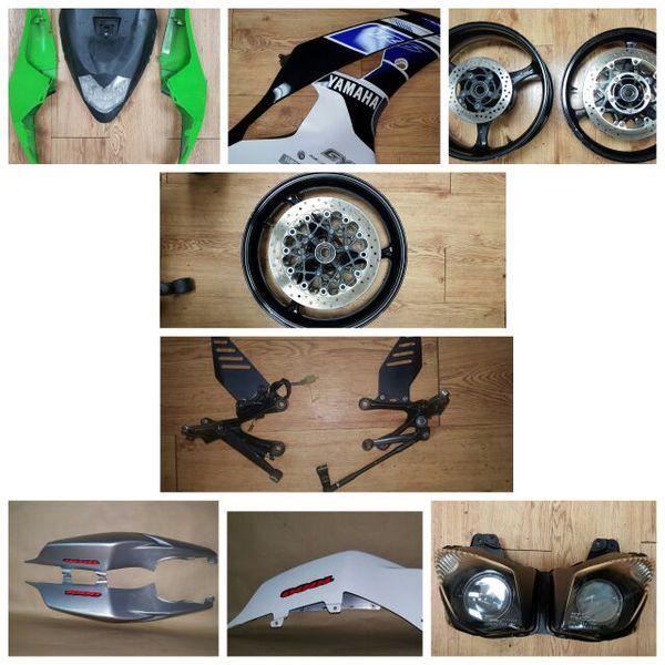 USED OEM MOTORCYCLE PARTS WAREHOUSE