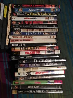 30 DVDS for Sale in Lost Creek,  WV