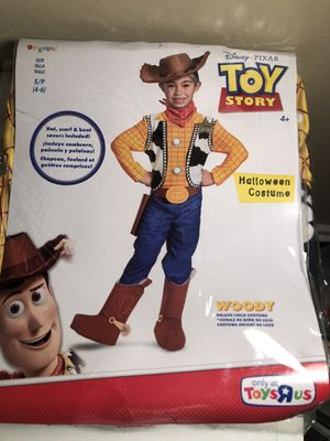 """""""Woody"""" Toy Story Boys Costume for Sale in Brooklyn, NY"""