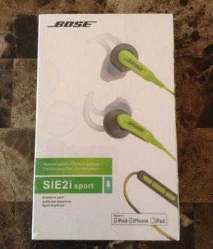 Bose sie2i headphones for Sale in Hyattsville, MD