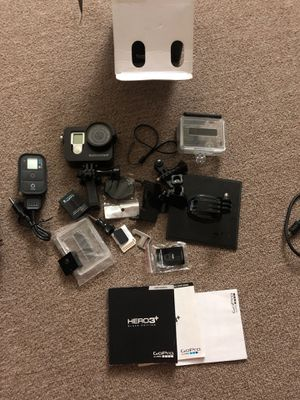GoPro hero 3+ for Sale in Los Angeles, CA