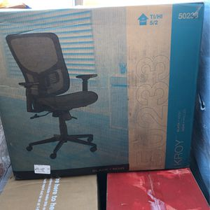 Kroy Black Mesh Office Chair for Sale in Glendora, CA