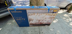 """55"""" Samsung curved TV for Sale in Queens, NY"""