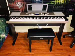 Yamaha YPG 535 Piano keyboard for Sale in Downey, CA