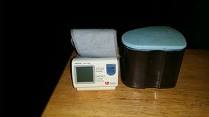 High blood pressure monitor(used) for Sale in Ontario, CA