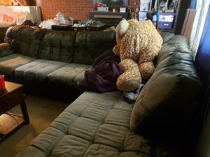 Sectional couch for Sale in Danville, KY
