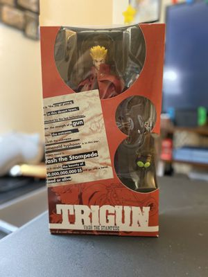 [C6] TRIGUN Vash The Stampede Action Figure Collectible for Sale in Fresno, CA