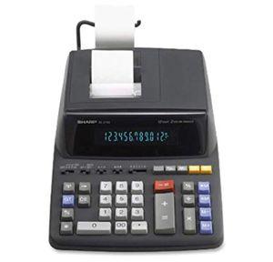 Sharp EL-2196BL 12 Digit Printing Calculator for Sale in Birmingham, AL