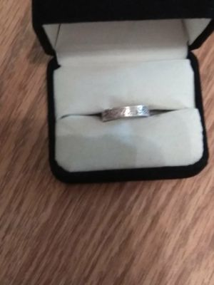 Promise ring silver.925 says: TRUE LOVE WAITS for Sale in Port Neches, TX
