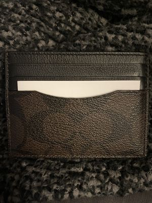 Coach wallet for Sale in Tustin, CA