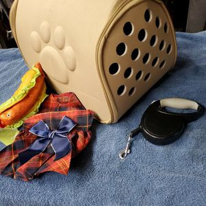 Dog Cat Carrier Brand New With Extras for Sale in Rio Linda, CA