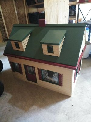 Antique handcrafted doll house for Sale in Arlington, TX
