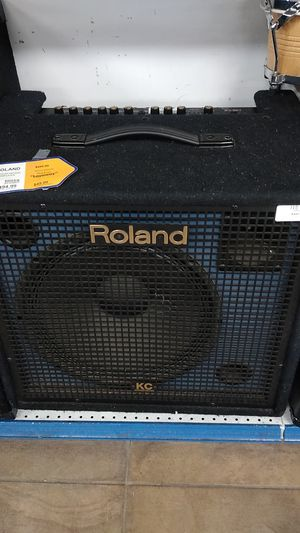 ROLAND KC GUITAR AMP for Sale in West Palm Beach, FL