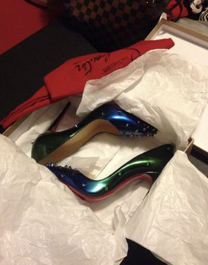 Christian Louboutin Degraspike 120 Heel LIMITED EDITION!!!!👠👠 for Sale in Nashville, TN