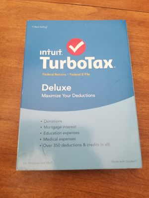 Turbo Tax for Sale in Vancouver, WA