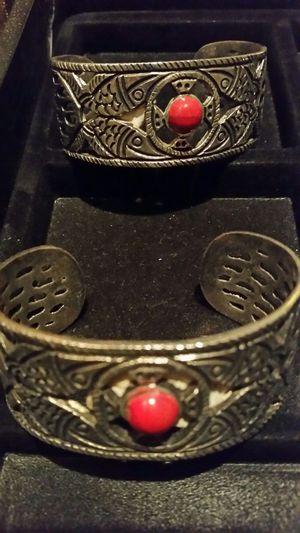 Brass and Stone Bracelets $8 each for Sale in Philadelphia, PA