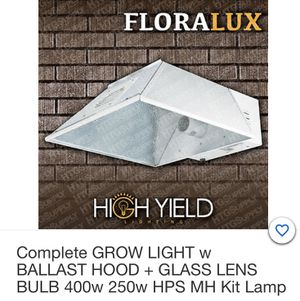 Floralux high yield for Sale in Los Angeles, CA