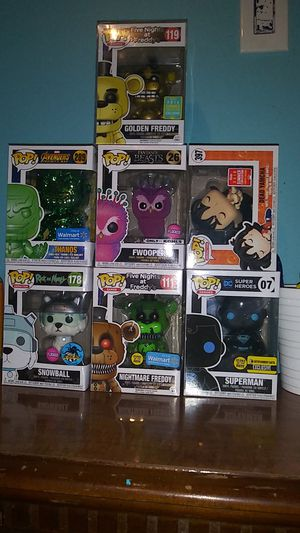 Funko pops! for Sale in Norcross, GA
