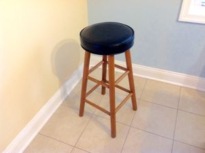 Wooden Bar Stool for Sale in Silver Spring, MD