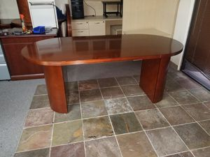 Conference Table, Meeting Table 6x4 for Sale in Houston, TX