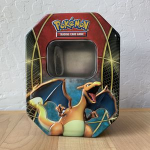 2014 Nintendo Pokemon Trading Card Game Collectable Tin for Sale in Elizabethtown, PA