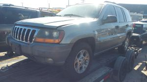 2001 jeep grand cherokee laredo parting out . for Sale in Las Vegas, NV