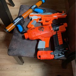 Nerf Guns The Bullets Are Not With It for Sale in Everett,  WA