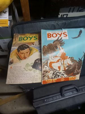 Two issues open road for boys September and July 1945 vintage magazines for Sale in Decatur, GA