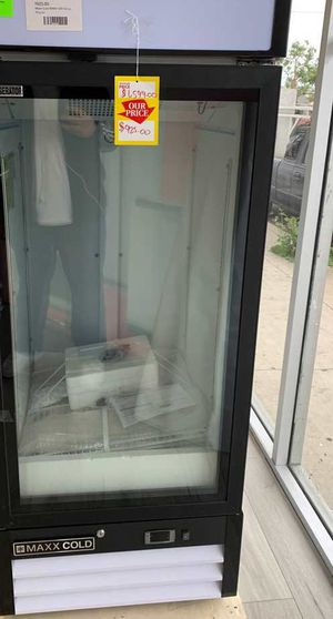 BRAND NEW MAXX COLD MXM1-12R REFRIGERATOR OJQC for Sale in Norwalk, CA