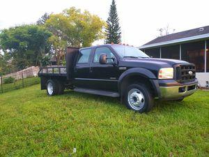 2006 ford f450 dually diesel for Sale in Apollo Beach, FL