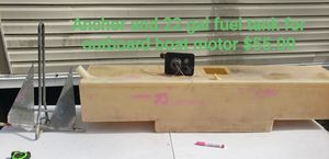 Boat fuel tank and sender and anchor. for Sale in Livingston, LA