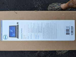 New never opened Dell all-in-one, desktop wireless mouse and keyboard included for Sale in Vernon Hills, IL