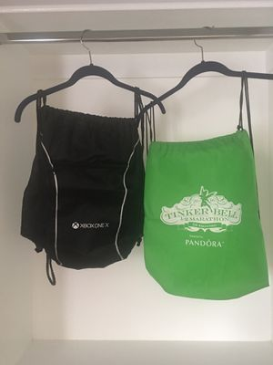 2 Light weight Backpacks-$5.00 for both for Sale in Phoenix, AZ