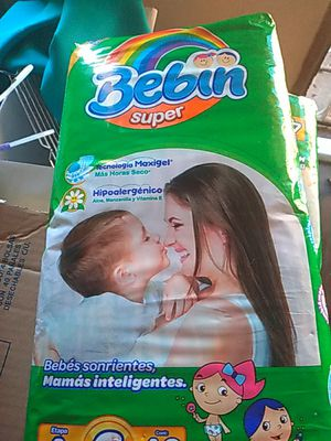Begin super diapers size 4 40 count or cases for Sale in Gardena, CA
