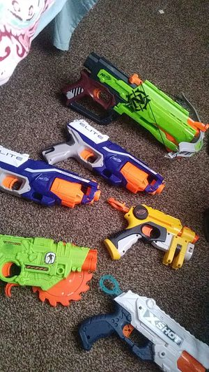 Nerf guns for Sale in Lawrence, IN