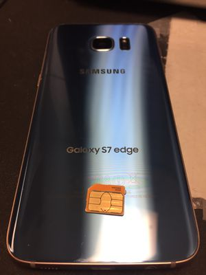 Samsung Galaxy S7 edge unlocked for Sale in Columbus, OH