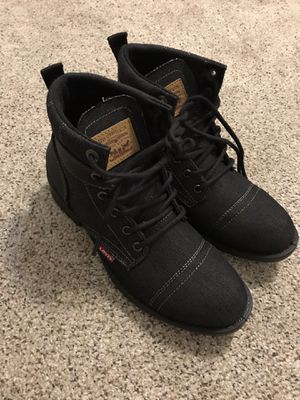 Levi's men's shoes for Sale in Plano, TX