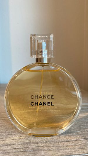 Chanel Chance EDT tester 3.4fl oz for Sale in Portland, OR