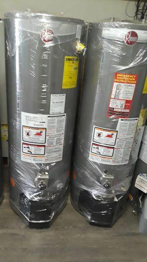 Super precio water heater for Sale in Riverside, CA
