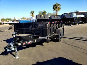 6x12 Dump trailer for Sale in Phoenix, AZ
