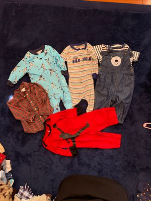 BABY BOY CLOTHES FOR 12 MONTHS OUTFIT for Sale in Alexandria, VA