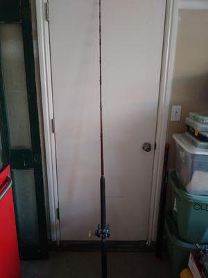 Nice rockfish pole with Penn Senator 4/0 for Sale in Clovis, CA
